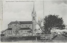 BAIE SAINTE-MARIE - EGLISE SAINTE-MARIE DE CHURCH-POINT - VERS 1900 - Nova Scotia