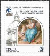 2019 Italien Mi. 4118**MNH   500. Jahrestag Der Einweihung Der Basilika Della Ghiara. - 6. 1946-.. Republik