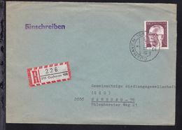 "OSt. Cuxhaven 21.10.75 + Rs K1 MARINEFLIEGERGESCHWADER 3 ""GRAF ZEPPELIN""  - Unclassified"