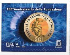 2019 Italien Mi. 4122**MNH   150 Jahre Italienische Ophthalmologische Gesellschaft - 6. 1946-.. Republik