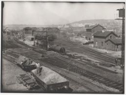 ° 76 ° SOTTEVILLE LES ROUEN ° - Trains