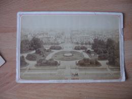 Photo Le Havre Jardin Hotel Ville    Photographie Ancienne - Lieux