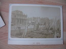 Photo Le Havre Anse Des Pilotes   Photographie Ancienne - Orte
