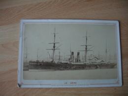 Photo Le Havre Station Transatlantique Bassin Eure  Photographie Ancienne - Places