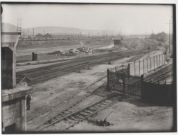° SOTTEVILLE LES ROUEN ° Photo Prise De La Rue D'Eauplet ° - Trains