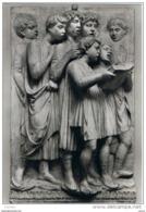 FIRENZE:  MUSEO  DI  S. MARIA  DEL  FIORE  -  CANTORIA  DI  LUCCA  DELLA  ROBBIA  -  FOTO  -  FG - Musei