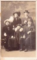 Seltene Alte  Foto- AK   NEW  BEDFORD / Massachusetts / USA   - Deutsche Auswanderer ?? -  1918 Ca. - Etats-Unis