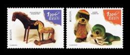 Estonia 2015 Mih. 822/23 Europa. Old Toys MNH ** - Estonia