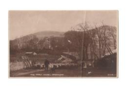 "Real Photo Postcard "" The Farmhouse, Swanston"", Edinburgh , Scotland,  Lot # ETS 1230 - Scotland"