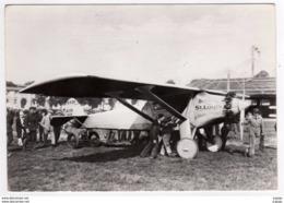 "AVIATION  U.S.A 1927 Ryan ""Spirit Of Saint-Louis"" Vol De Lindberg Le 21 Mai 1927. Carte Photo PUB Transfusine - 1919-1938"