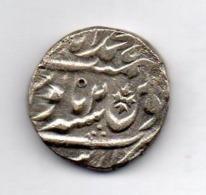 INDE - AWADH, 1 Rupee, Silver, (AH 1174) Year 2, KM #36.1 - India