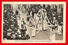 GROUPE  DE  LA  PAROISSE  DE  LA  MADELEINE - Folklore