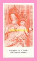 Depliant NOTRE DAME DE LA GARDE Historique De La Vierge Au Bouquet - Religion & Esotérisme