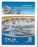 2019 Italien Mi. 4128**MNH  Pollentina-Quelle, Cassano Irpino - 6. 1946-.. República