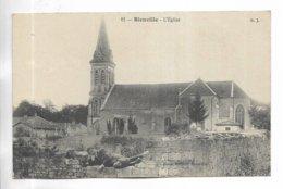 52 - BIENVILLE - L' église - Otros Municipios