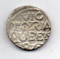INDE - BUNDI, 1 Rupee, Silver, 1858-86, KM #6 - India