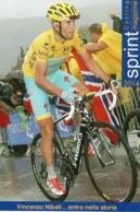 Cyclisme, Vincenzo Nibali, Sprint N°305 - Cyclisme