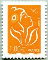 N° Yvert & Tellier 3739A - Timbre De France (Année 2005) - MNH - Marianne De Lamouche - 2004-08 Marianna Di Lamouche