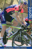 Cyclisme, Sacha Modolo, Sprint N°304 - Cyclisme