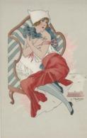 Cartolina - Postcard / Non Viaggiate / Unsent -  /  Donnina - Women