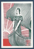 France - Carte Maximum - Exposition Philatélique - Paris - Europa - 1956 - 1950-59
