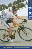 Cyclisme, Louis Meintjes, Sprint N°303 - Cyclisme