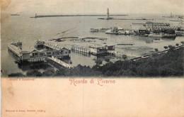 Livorno -Ricordo Di  Livorno - Bagni E Lanterna - Livorno