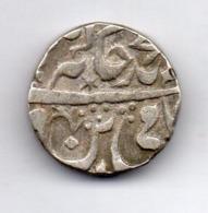 INDE - DATIA, 1 Rupee, Silver, (AH 1278), Year 45, KM #38 - India