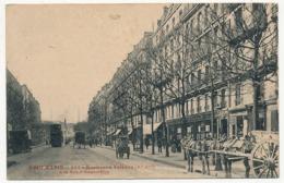 """CPA - PARIS - Série """"Tout Paris"""" - Boulevard Voltaire à La Rue D'Angoulème - Arrondissement: 11"""