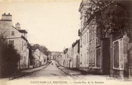 - St NOM La BRETECHE - Grande Rue De La Bretêche  -20247- - St. Nom La Breteche