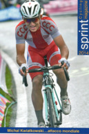 Cyclisme, Michal Kwiatkowski, Sprint N°300 - Cyclisme