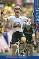 Cyclisme, André Greipel, Sprint N°299 - Cyclisme
