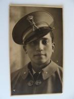 1939 152 REGGIMENTO   BRIGATA  SASSARI  REGIO ESERCITO  UNIFORME FOTOCARTOLINA   MILITARE   FORMATO  PICCOLO - Uniformi