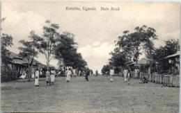 AFRIQUE - OUGANDA - Entebbe , Main Road - Uganda