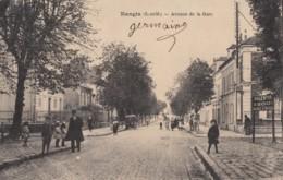 CPA - Nangis - Avenue De La Gare - Nangis