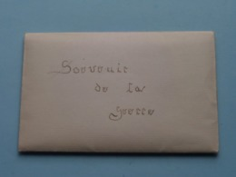 Souvenir  De La GUERRE ( Petit Livret Avec Timbres > 1941 / 1942 EBS > Voir / See Photo ) Fam. Seghers ! - Documenten