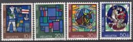 Du N° 857 Au N° 860 - X X - ( E 807 ) - Svizzera