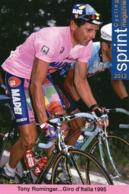 Cyclisme, Tony Rominger, Sprint N°277 - Cyclisme