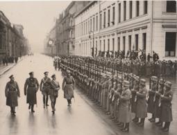 1935 Der Neujahrsgruss Der Wehrmacht An Den Führer - Krieg, Militär