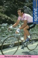 Cyclisme, Bernard Hinault, Sprint N°275 - Cyclisme