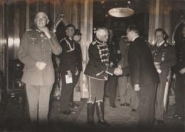 1934 Göring Blomberg Mackensen Rosenberg Im Hotel Adlon - Krieg, Militär