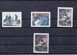 Francia Nº 1363-65 + Nº 1365a Tema Pintura, Serie Completa En Nuevo 24 € - Francia