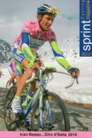 Cyclisme, Ivan Basso, Sprint N°274 - Cyclisme
