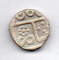 INDE - GWALIOR, 1 Rupee, Silver, 1843-86, KM #152 - India