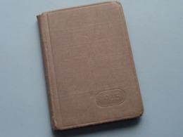 AGENDA 1945 > Maria SEGHERS Anvers Rubenslei Antwerpen ( Gebruikt >>>> ZIE / Voir Photo ) Gebeurtenissen OORLOG ! - 1939-45