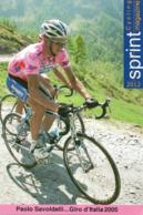 Cyclisme, Paolo Savoldelli, Sprint N°270 - Cyclisme