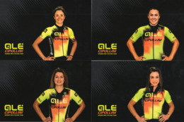 Cyclisme, Serie Ale Cipollini Dames 2019 - Ciclismo