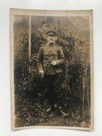 Carte Postale Ancienne Militaire - Personen