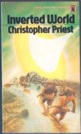 Christopher Priest:Inverted World (NEL New English Library 1975) - Boeken, Tijdschriften, Stripverhalen