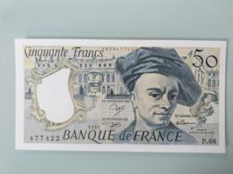 FRANCE-50 FRANCS 1991 QUENTIN DE LA TOUR.NEUF.UNC - 1962-1997 ''Francs''